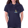 fishing veteran Womens Polo