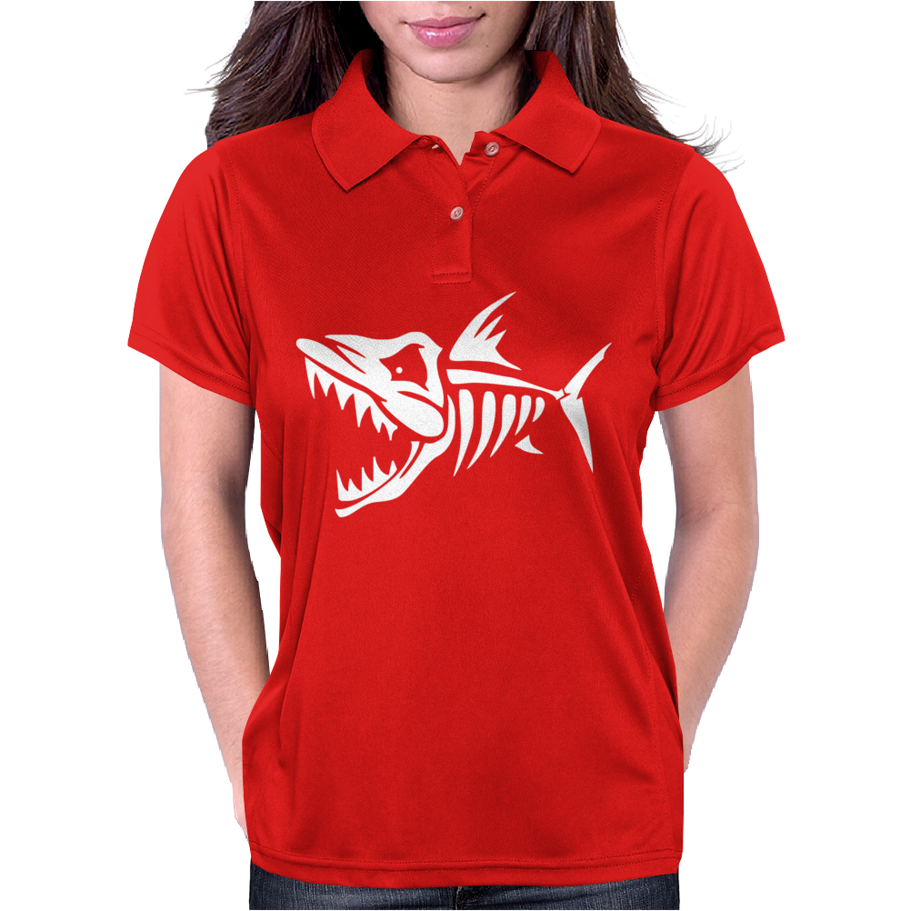 Fishing Womens Polo