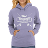 Fishmore & Dolittle Womens Hoodie
