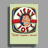 Fishy Joe's Poster Print (Portrait)