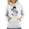 fist of fury Womens Hoodie