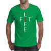 Fit Life Mens T-Shirt