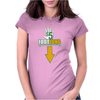 Five Footlong Womens Fitted T-Shirt