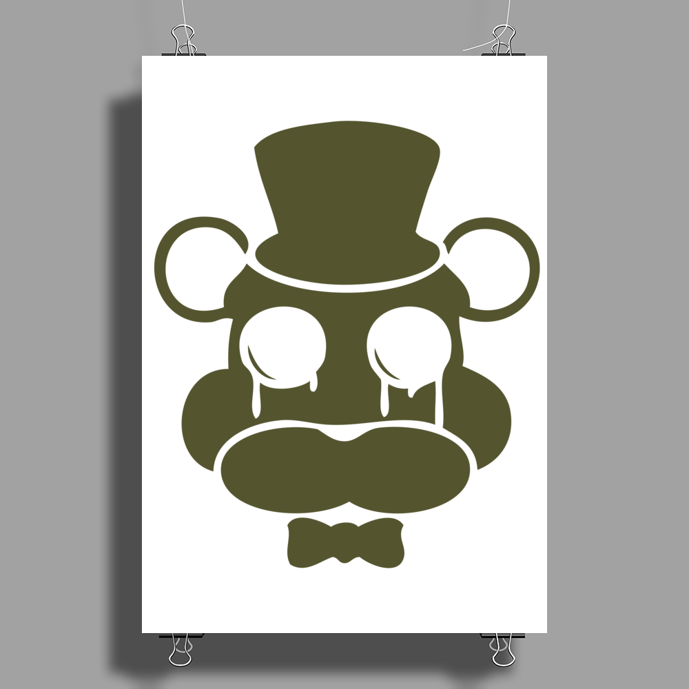 Five Night At Freddy 1 Poster Print (Portrait)