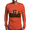 Five Nights at Freddy's - FNAF Freddy Fazbear Mens Long Sleeve T-Shirt