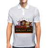 Five Nights at Freddy's - FNAF Freddy Fazbear Mens Polo
