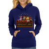 Five Nights at Freddy's - FNAF Freddy Fazbear Womens Hoodie