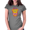 Five Nights At Freddy's - It's Me - Colored Version Womens Fitted T-Shirt