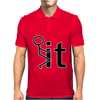 Fk It Funny College Party Mens Polo