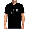F**K Off Mens Polo