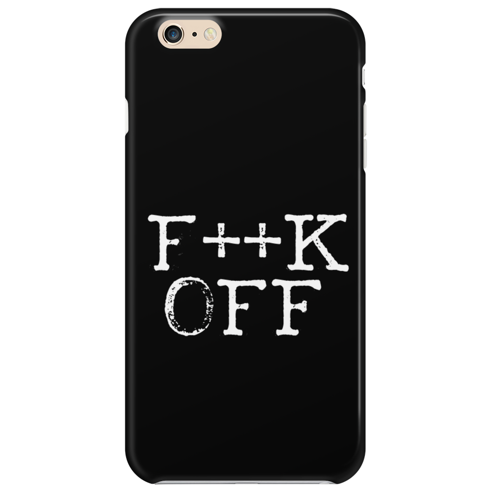 F**K Off Phone Case