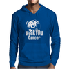 F@$k You Cancer Mens Hoodie