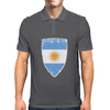 Flag of Argentina Mens Polo