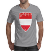 Flag of Austria Mens T-Shirt