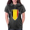 Flag of Belgium Womens Polo