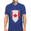 Flag of Canada Mens Polo
