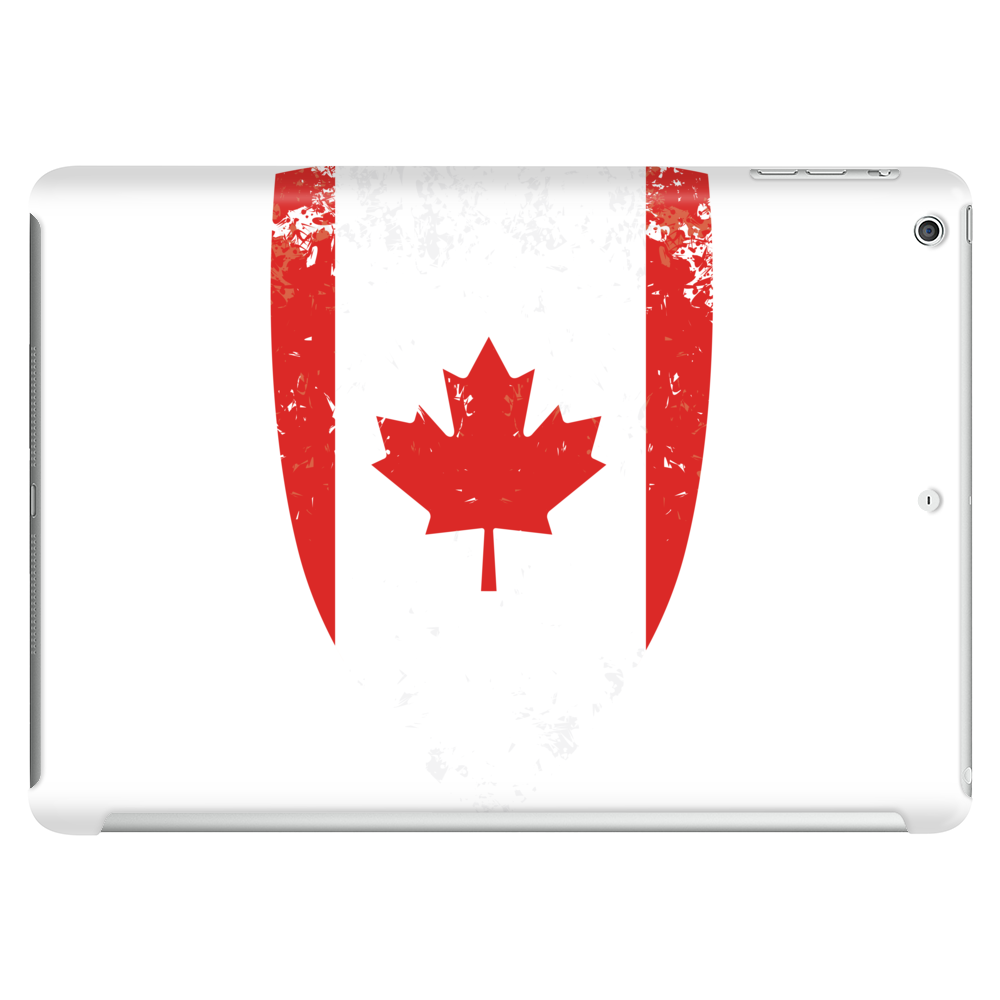 Flag of Canada Tablet (horizontal)