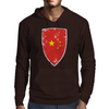 Flag of China Mens Hoodie