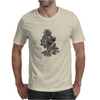 Flames in Bloom Mens T-Shirt