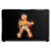 Flaming Guitartist Tablet (horizontal)