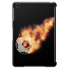 Flaming kickball Tablet (vertical)