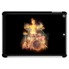 Flaming Skeleton Drummer Set 2 Tablet