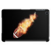 Flaming Soccerball Tablet (horizontal)