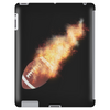 Flaming Soccerball Tablet (vertical)