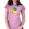 Flarefox Womens Fitted T-Shirt