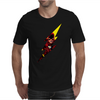 Flash comic character inspired design Mens T-Shirt