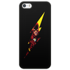 Flash comic character inspired design Phone Case