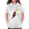 Flash comic character inspired design Womens Polo