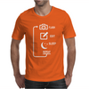 Flash Edit Sleep Repeat Mens T-Shirt