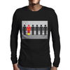 Flash picto Mens Long Sleeve T-Shirt