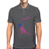 Flashdance 80s Movie Mens Polo