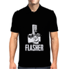 Flasher Camera Mens Polo