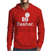 Flasher Photography Mens Hoodie