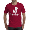 Flasher Photography Mens T-Shirt