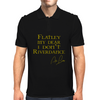 Flatley My Dear, I Don't Riverdance Mens Polo