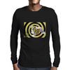 Flipping Bee Mens Long Sleeve T-Shirt
