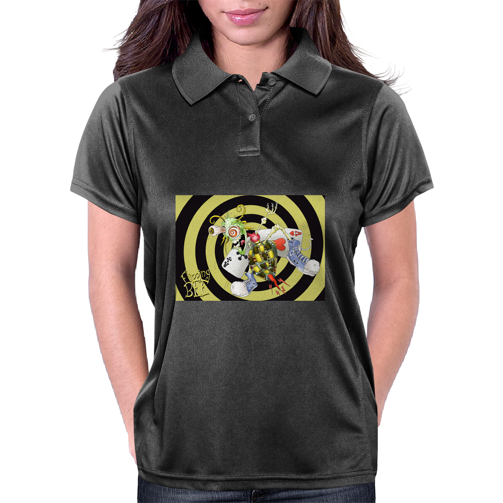 Flipping Bee Womens Polo