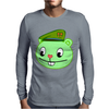 Flippy The Happy Tree Friends Mens Long Sleeve T-Shirt