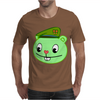 Flippy The Happy Tree Friends Mens T-Shirt