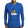 Flo Let's Talk  Mens Long Sleeve T-Shirt