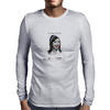 Flo - Progressive Lady   Mens Long Sleeve T-Shirt