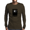Floppy Disk - Never Forget Mens Long Sleeve T-Shirt