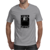 Floppy Disk - Never Forget Mens T-Shirt