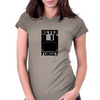 Floppy Disk - Never Forget Womens Fitted T-Shirt