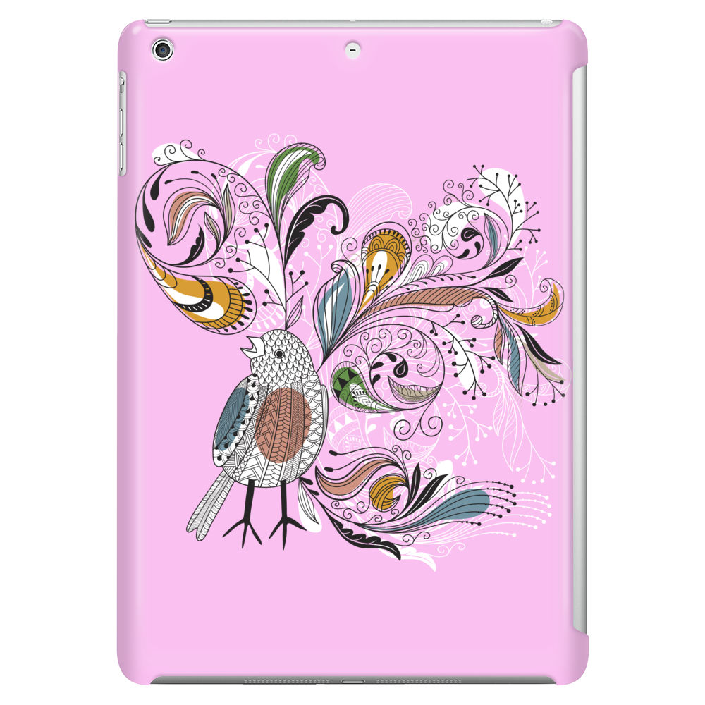 Floral Bird Tablet
