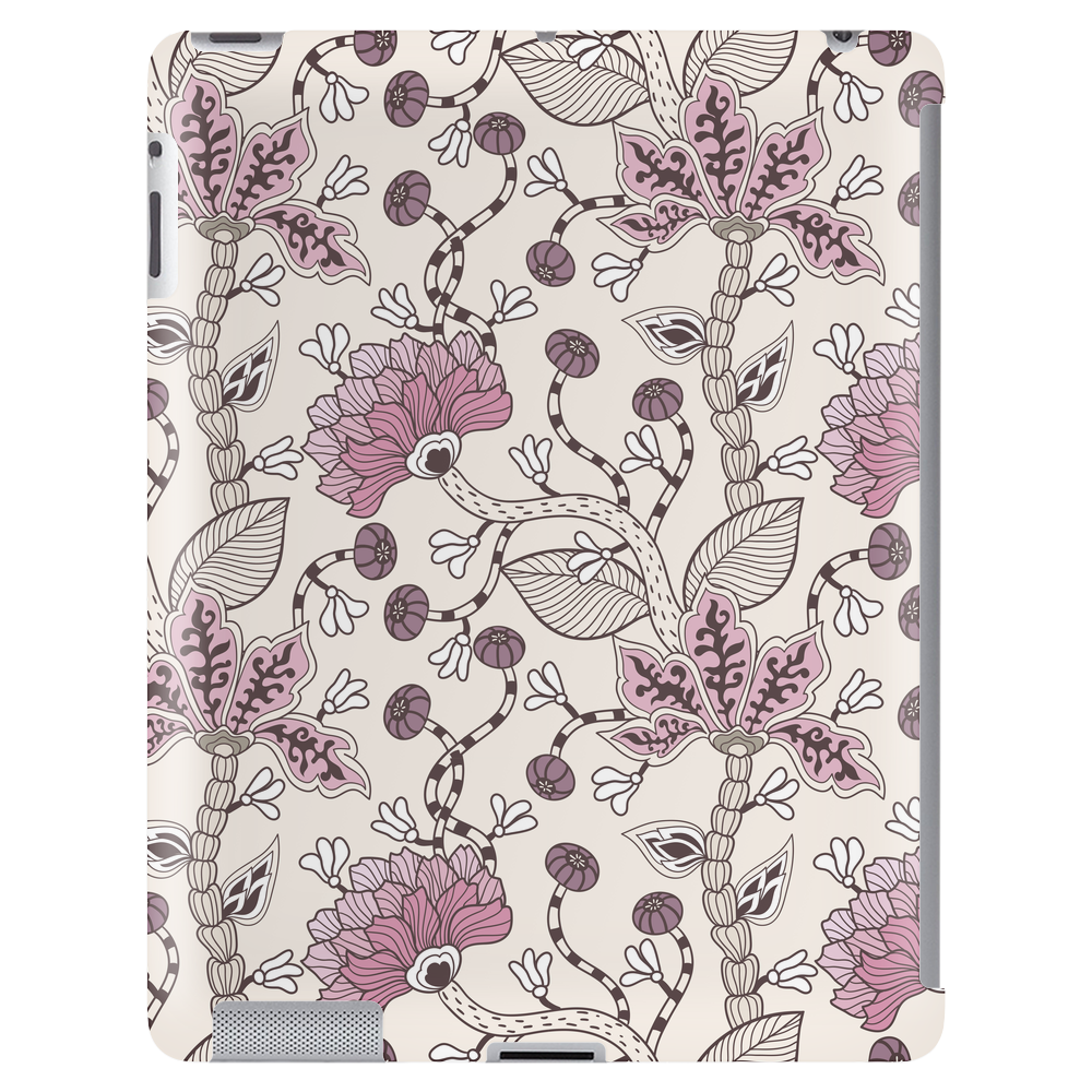 Floral Pattern #39 Tablet